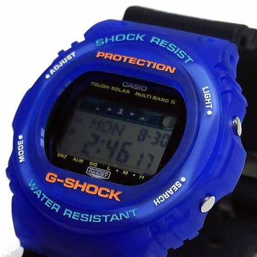CASIO G-SHOCK G-LIDE ソーラー電波腕時計  GWX-5700K-2JR メンズ イルカ・クジラ2021年モデル 国内正規品