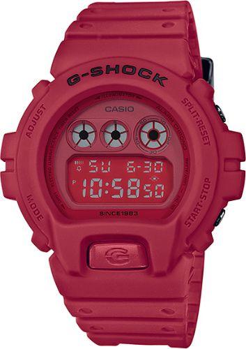 カシオGショック デジタル腕時計  DW-6935C-4JR 35th Anniversary RED OUT メンズ 国内正規品