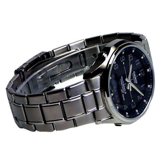 カシオ リニエージ ソーラー電波腕時計  LCW-M100DE-1A3JF メンズ 国内正規品