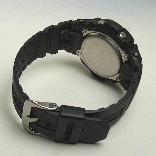 カシオGショック ソーラー電波腕時計   AWG-M100-1AJF メンズ 国内正規品 【動画有】
