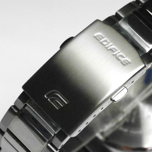 カシオ エディフィス ソーラー腕時計   EFR-541SBRB-1AJR  インフィニティ・レッドブル・レーシング・タイアップモデル メンズ