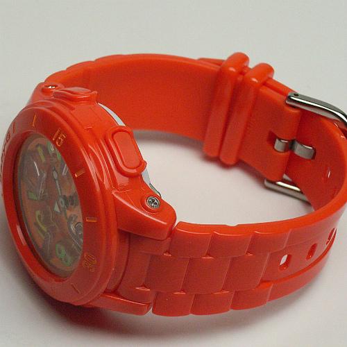カシオ ベビーG アナ・デジ 腕時計  BGA-171-4B2JF ネオンマリン シリーズ レディース 限定品 国内正規品  【動画有】