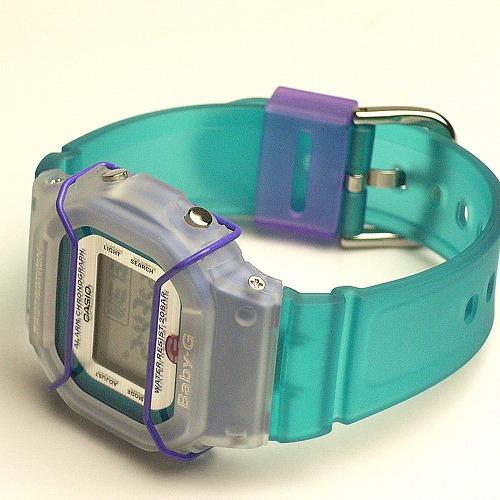 カシオ ベビーG  デジタル腕時計   BGD-500-3JR 20周年記念モデル レディース  国内正規品 【動画有】