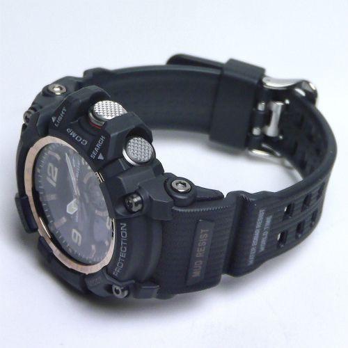 カシオGショック マッドマスター 腕時計  GG-1000RG-1AJF Vintage Black & Gold メンズ 国内正規品