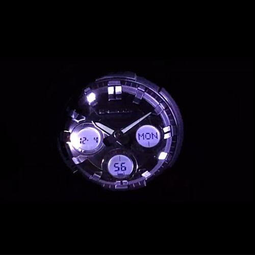 カシオGショックGスチール ミドルサイズ 電波ソーラー腕時計  GST-W300-1AJF メンズ 国内正規品