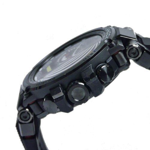 カシオGショック Bluetooth搭載 電波ソーラー腕時計  MT-G MTG-B1000B-1AJF メンズ 国内正規品