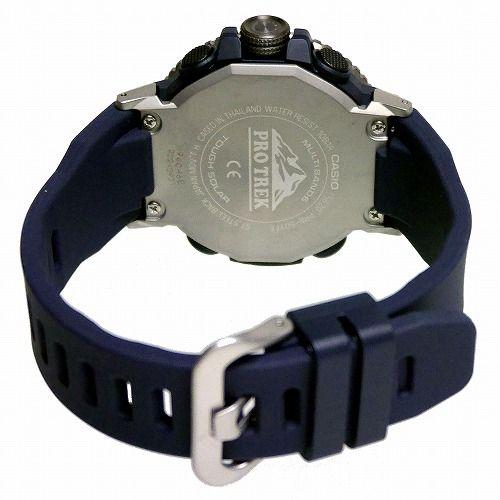 カシオ プロトレック アナログ・デジタル ソーラー電波腕時計 PRW-50YFE-2AJR メンズ  国内正規品