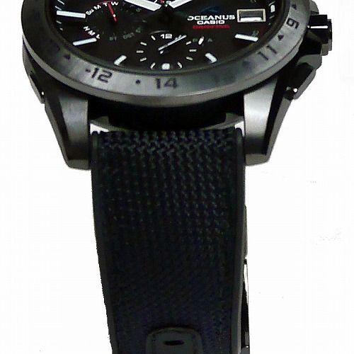 カシオ オシアナス ソーラー電波腕時計 OCW-T3000BRE-1AJR メンズ BRIEFING コラボレーションモデル 世界限定900本 3年保証 国内正規品