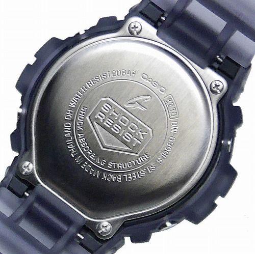 カシオGショック デジタル腕時計 DW-6900LS-1JF メンズ Color Skeleton Series  限定品 国内正規品
