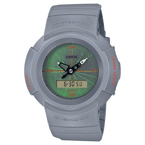カシオGショック アナログ・デジタル腕時計  AW-500MNT-8AJR メンズMUSIC NIGHT TOKYO 限定品  国内正規品