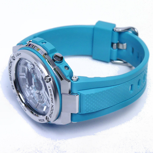 カシオGショックGスチール 腕時計  GST-410-2AJF メンズ 国内正規品