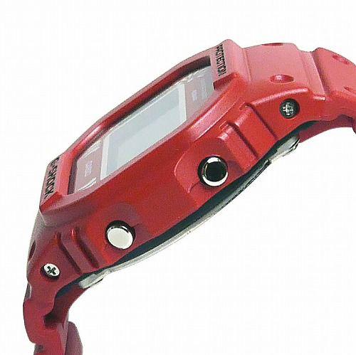 CASIO G-SHOCK デジタル腕時計 DW-5600DA-4JR メンズ 「達磨」  国内正規品
