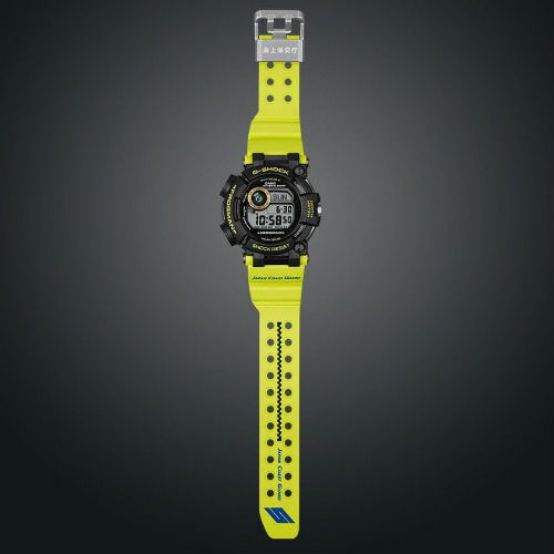 カシオGショック フロッグマン 海上保安制度創立70周年コラボレーションモデル ソーラー電波腕時計 GWF-D1000JCG-9JR  メンズ 国内正規品
