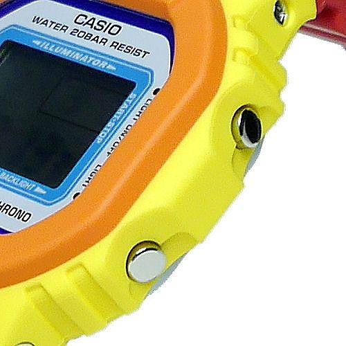 CASIO G-SHOCK デジタル腕時計  DW-5610DN-9JF メンズ Multi Colors 限定品 国内正規品