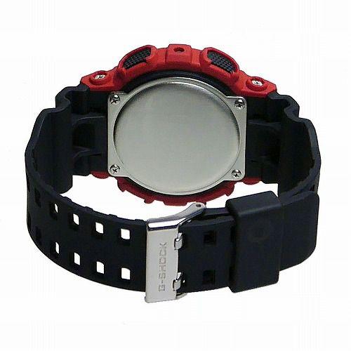 カシオGショック アナログ・デジタル腕時計 GA-100DA-4AJR メンズ 「達磨」 国内正規品