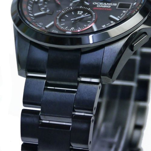 カシオ オシアナス ソーラー電波腕時計  OCW-T2610BR-1AJR BRIEFING コラボレーションモデル メンズ 3年保証 国内正規品