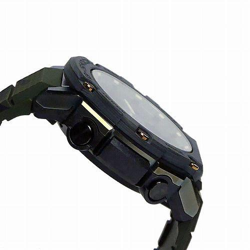 カシオGショックGスチール ソーラー腕時計 GST-B300XB-1A3JF メンズ スマートフォン リンク 国内正規品
