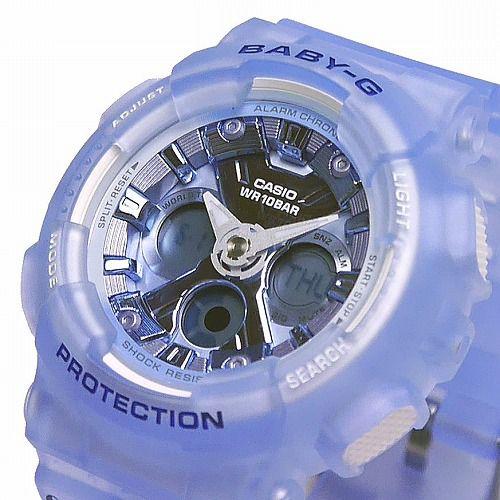 カシオ ベビーG アナ・デジ 腕時計  BA-130CV-2AJF レディース DANCE MODE ON Series 限定品 国内正規品