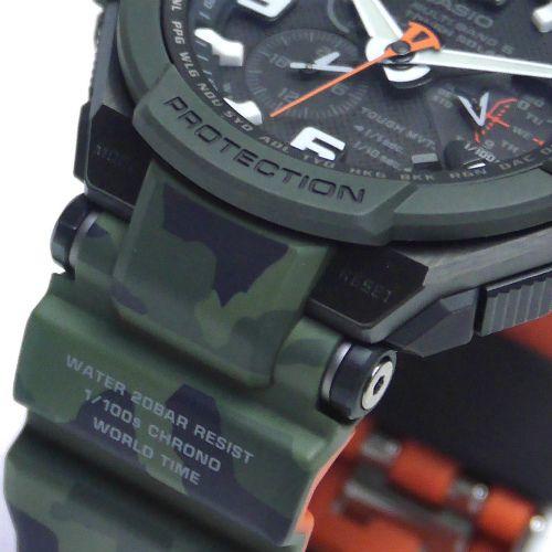 カシオGショック グラビテーマスター ソーラー電波腕時計  GW-4000SC-3AJF Master in OLIVE DRAB メンズ 国内正規品