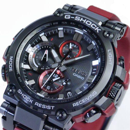 カシオGショック Bluetooth搭載 電波ソーラー腕時計 MT-G MTG-B1000B-1A4JF メンズ 国内正規品