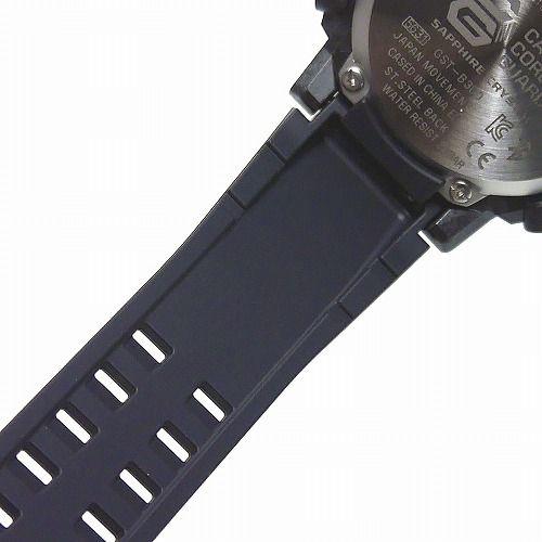 カシオGショックGスチール ソーラー腕時計 GST-B300XA-1AJF メンズ スマートフォン リンク 国内正規品