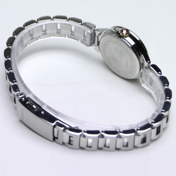 カシオ シーン ソーラー電波腕時計   SHW-1700D-7AJF ヴォヤージュ シリーズ レディース 国内正規品