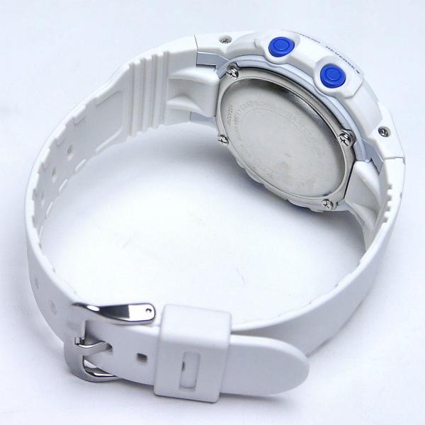 カシオGショック ソーラー電波腕時計  ホワイト×ライトブルー AWG-M510SWB-7AJF メンズ 国内正規品 【動画有】