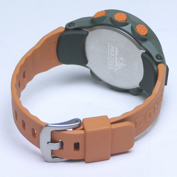 カシオ プロトレック ソーラーデジタル腕時計  PRG-300-4JF メンズ 限定品 国内正規品 【動画有】