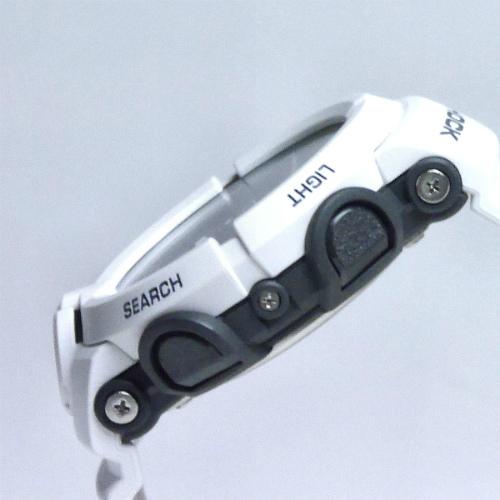 カシオGショック白 アナログ・デジタル腕時計  GA-500-7AJF メンズ 国内正規品  【動画有】