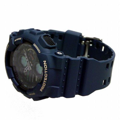 カシオGショック アナログ・デジタル腕時計   GA-140-2AJF メンズ 国内正規品