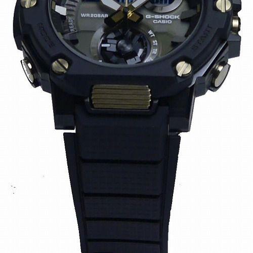 カシオGショックGスチール ソーラー腕時計 GST-B300B-1AJF メンズ スマートフォン リンク 国内正規品