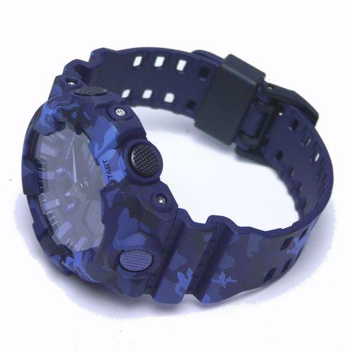 カシオGショック アナデジ腕時計  GA-700CM-2AJF カモフラージュシリーズ メンズ 国内正規品
