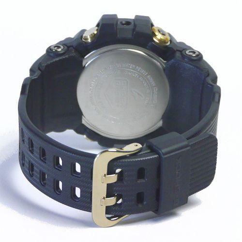 カシオGショック マッドマスター ソーラー電波腕時計  GWG-100GB-1AJF メンズ Black & Gold  国内正規品