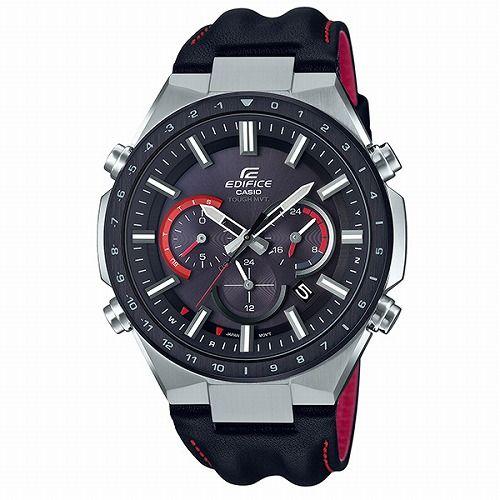 カシオ エディフィス ソーラー電波腕時計 EQW-T660BL-1BJF メンズ 国内正規品