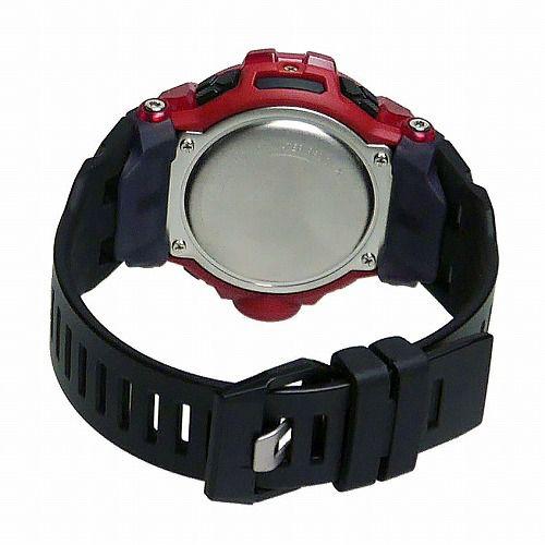 カシオGショック ジー・スクワッド デジタル腕時計 GBD-100SM-4A1JF メンズ スマートフォンリンク 国内正規品