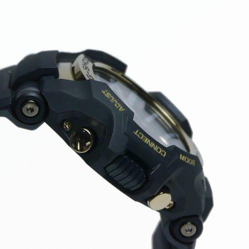 カシオGショック グラビティマスター GR-B100GB-1AJF スマートフォンリンク ソーラー腕時計 メンズ Black & Gold  国内正規品