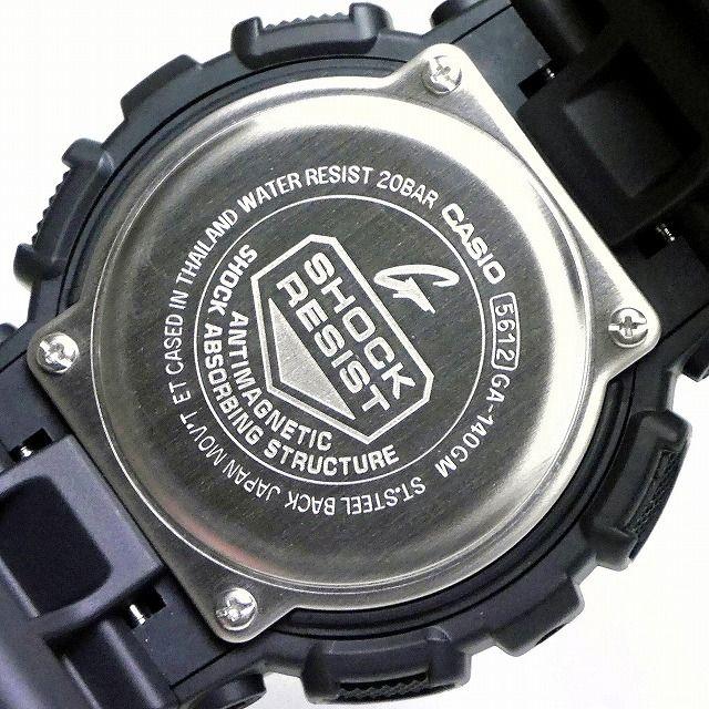 CASIO G-SHOCK アナログ・デジタル腕時計 GA-140GM-1A1JF Garish Color Series メンズ 国内正規品