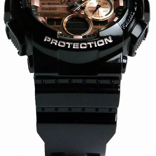 CASIO G-SHOCK アナログ・デジタル腕時計 GA-140GB-1A2JF Garish Color Series メンズ 国内正規品
