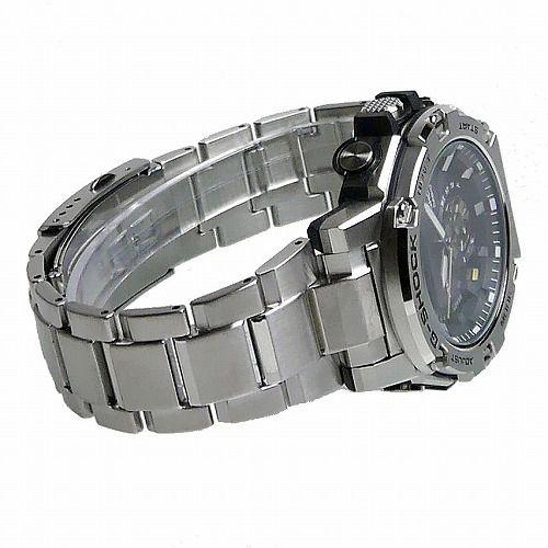 カシオGショックGスチール ソーラー腕時計 GST-B300SD-1AJF スマートフォン リンク メンズ 国内正規品
