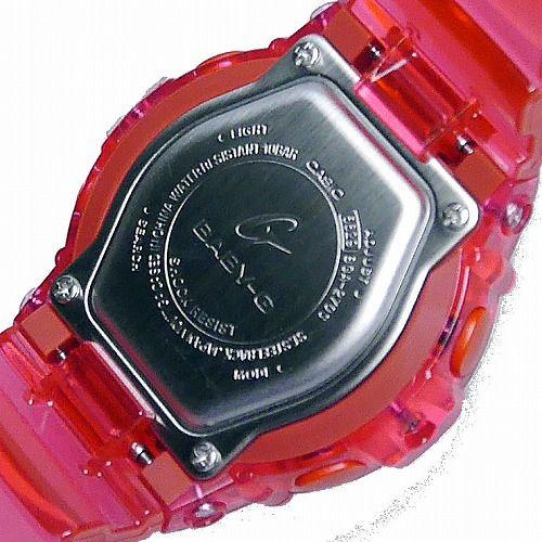 カシオ ベビーG アナ・デジ腕時計 BGA-270S-4AJF Color Skeleton Series レディース 限定品 国内正規品