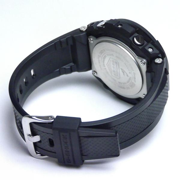 カシオGショック Gスチール ソーラー電波腕時計  GST-W100G-1BJF メンズ 国内正規品【動画有】