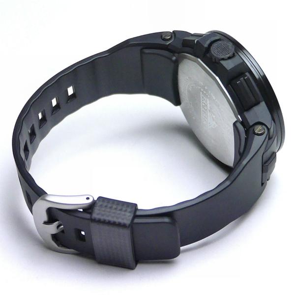 カシオ プロトレック アナログ・デジタル ソーラー電波腕時計   PRW-7000-1AJF メンズ 国内正規品 【動画有】