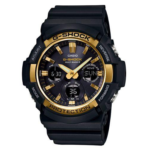 カシオGショック アナログ・デジタル ソーラー電波腕時計  GAW-100G-1AJF メンズ 国内正規品