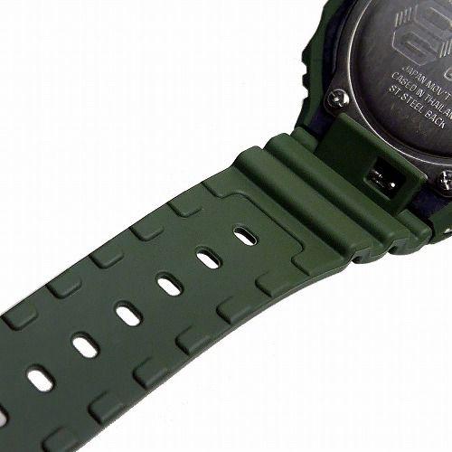 カシオGショック アナログ・デジタル腕時計 GA-2110SU-3AJF メンズ Utility Color 国内正規品