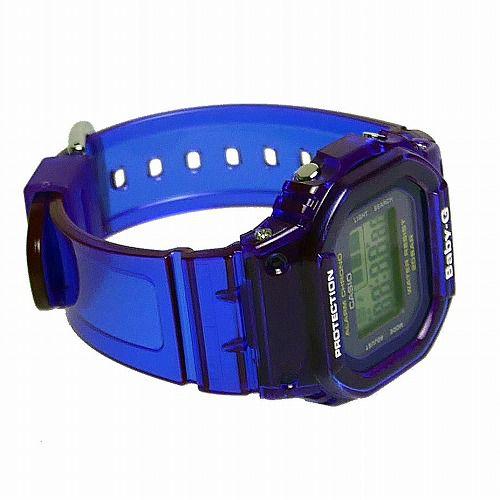 カシオ ベビーG デジタル腕時計 BGD-560S-6JF Color Skeleton Series レディース 限定品 国内正規品
