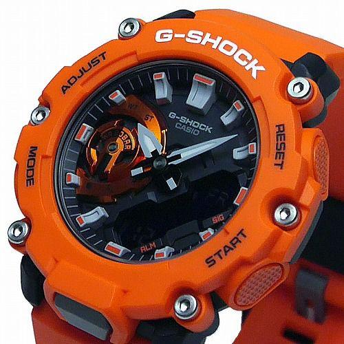 カシオGショック アナログ・デジタル腕時計  GA-2200M-4AJF メンズ カーボンコアガード構造  国内正規品