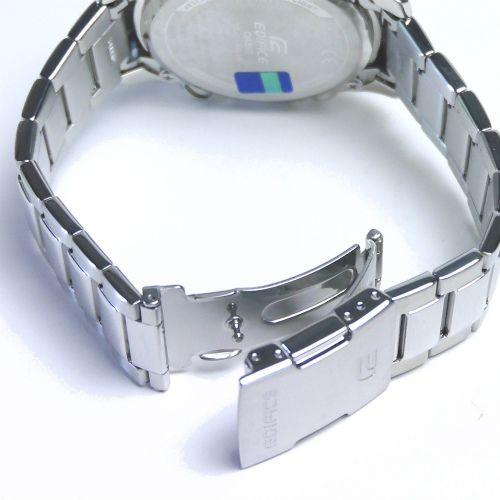 カシオ エディフィス スマートフォンリンク アナログ・デジタル ソーラー腕時計   ECB-800D-1AJF メンズ 国内正規品