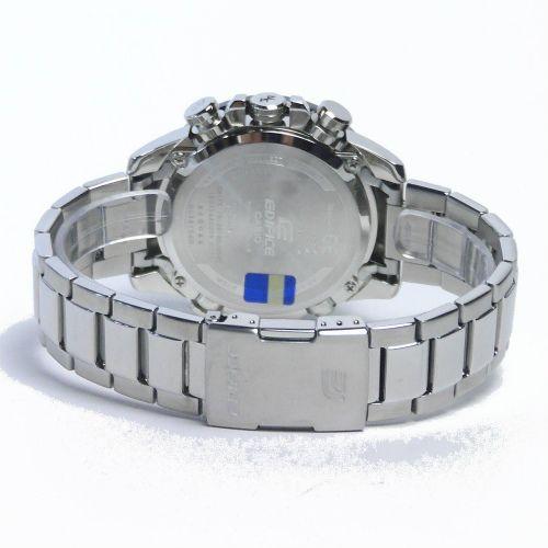 カシオ エディフィス スマートフォンリンク ソーラー腕時計  ECB-800DB-1AJF メンズ 国内正規品