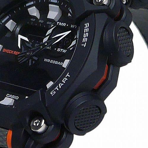 カシオGショック アナログ・デジタル腕時計 GA-900C-1A4JF メンズ 国内正規品