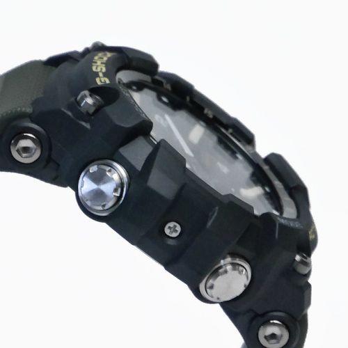 カシオGショック マッドマスター ソーラー電波腕時計   GWG-100-1A3JF メンズ 国内正規品